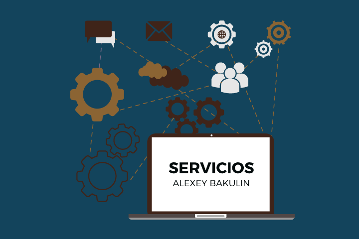 Alexey Bakulin - Servicios